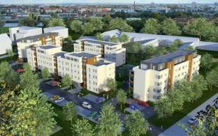 Die Visualisierung der Wohnobjekte
