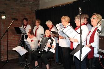 Chor des MWG-Nachbarschaftsvereins