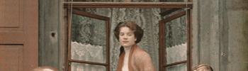 turnofthecentury: Autochrome by Albert Kahn,1900s [somewhere inBalkans, I'd say] fromThe Dawn of t