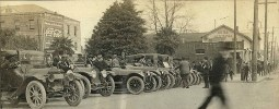 FOUND PHOTO: Rally Race - 1915