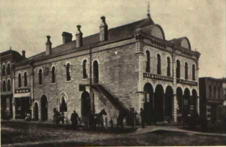 First National Bank, Northfield, MN.  via MNHS