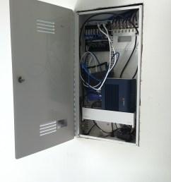 structured wire panel telco panel in garage in dublin ca mwhomewiring com [ 1936 x 2592 Pixel ]
