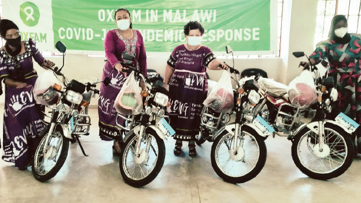 oxfam bikes | The Nation Online