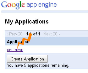 google app engine add domain 001 - مجلة ووردبريس