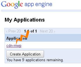 google app engine add domain 001 - مجلة ووردبريس