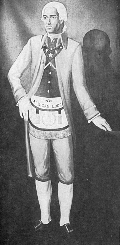 Prince Hall Portrait