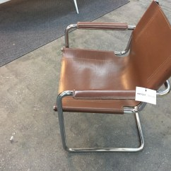 Leather And Chrome Chairs Knoll Pollock Chair Italian 1970 39s Antiques