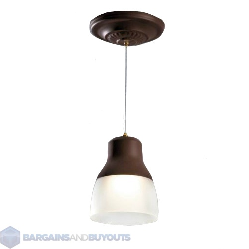 Battery Operated EZ Pull Ceiling Pendant Light 416801 73