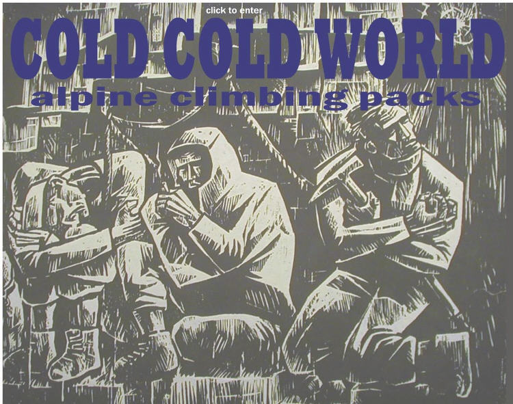 Cold Cold World