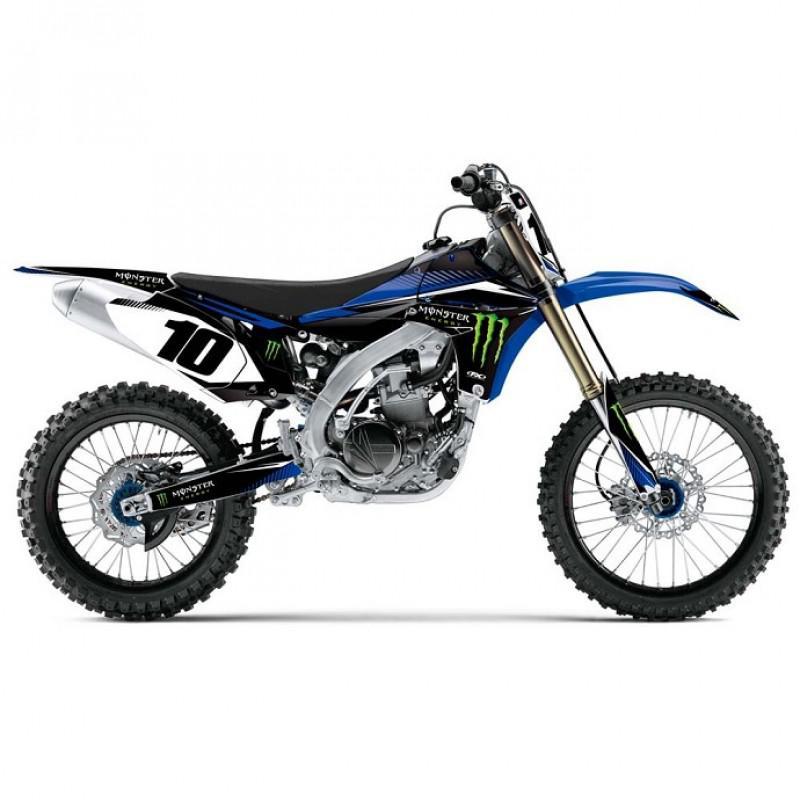 Nos kits déco Moto Cross pour Yamaha