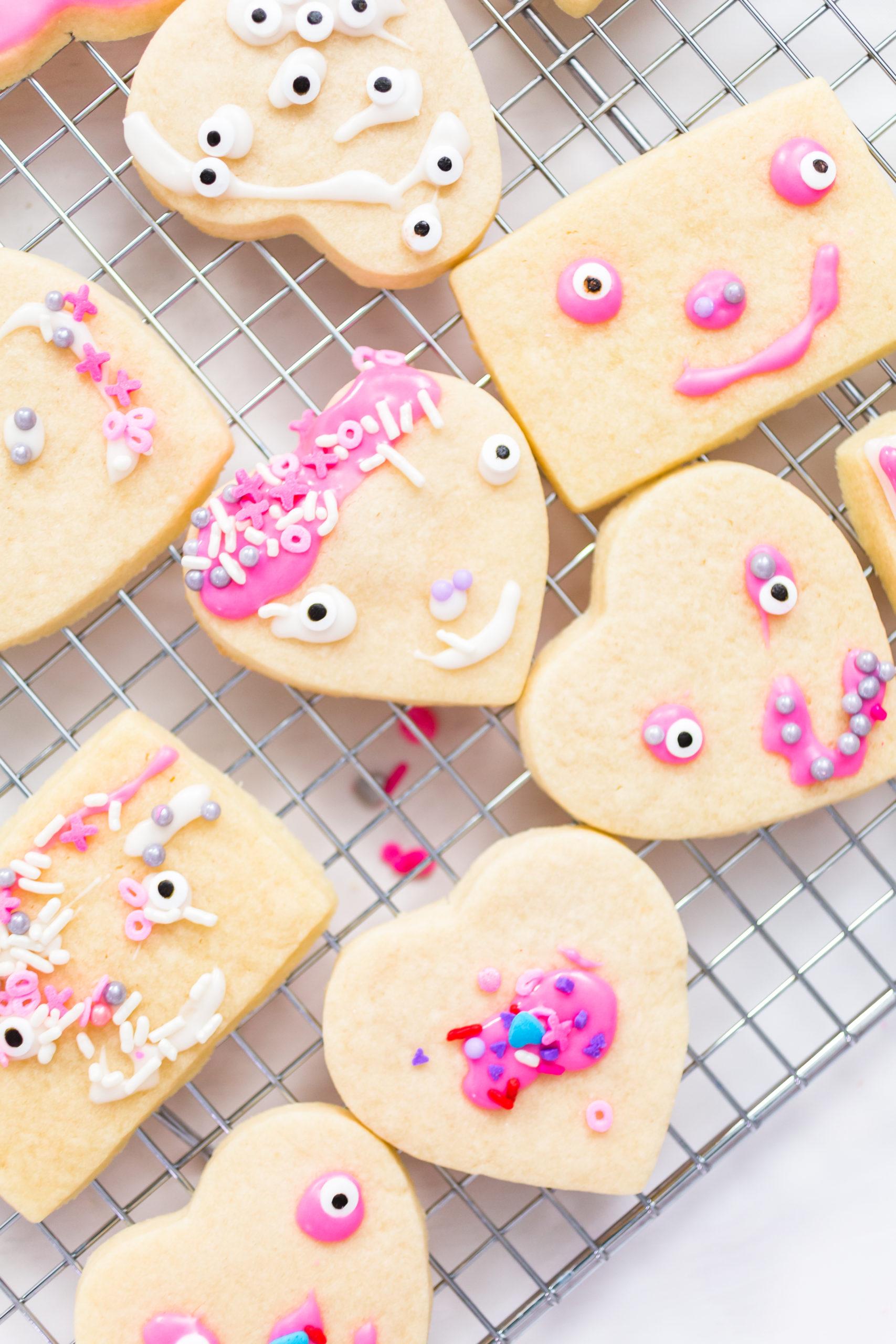 The Valentine's Day Sugar Cookie