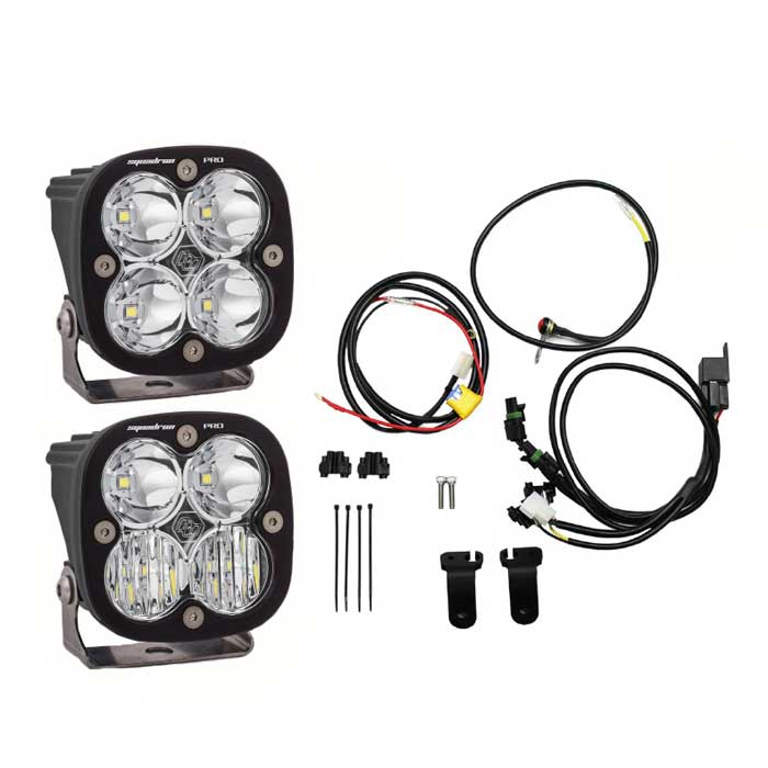 Baja Designs Squadron Pro LED Light Kit BMW 1200GS (13