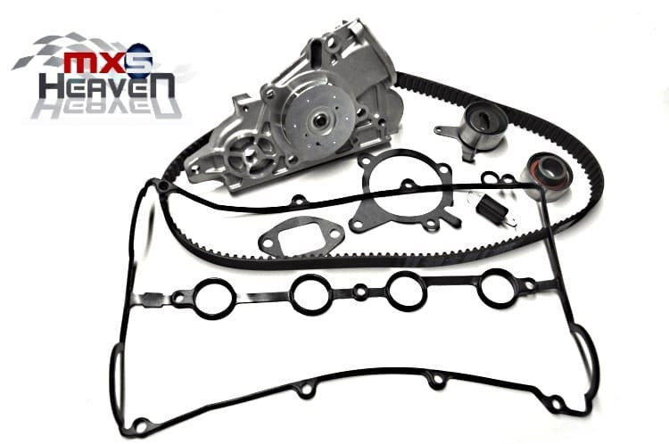 Mazda MX5 MK2 1.8 Timing Belt Kit Water Pump Cam Cover Gasket