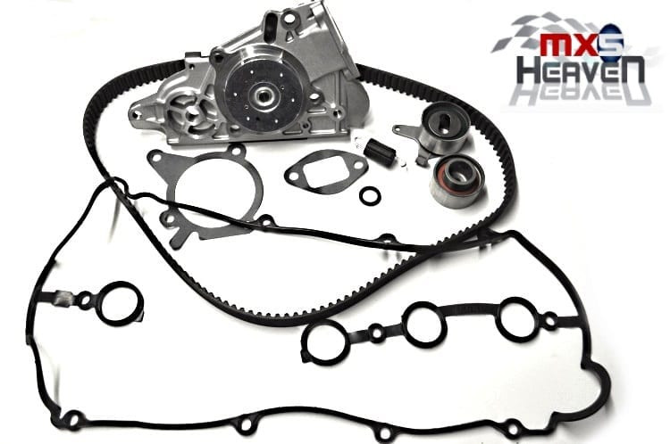 Mazda MX5 MK2 1.8 VVT Timing Belt Kit Water Pump Cam Cover