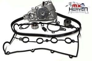 Mazda MX5 MK2 1.6 Timing Belt Kit Water Pump Cam Cover Gasket