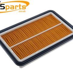 air filter genuine mazda mx5 mk1 2 2 5 [ 1035 x 783 Pixel ]
