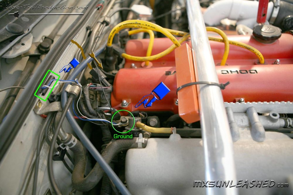 medium resolution of mx 5 unleashed mega squirt pnp installation instruction for eunos rh mx5unleashed com camshaft position sensor harness crankshaft position sensor symptoms