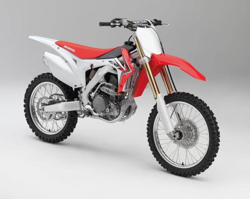 Honda CRF250R (1)