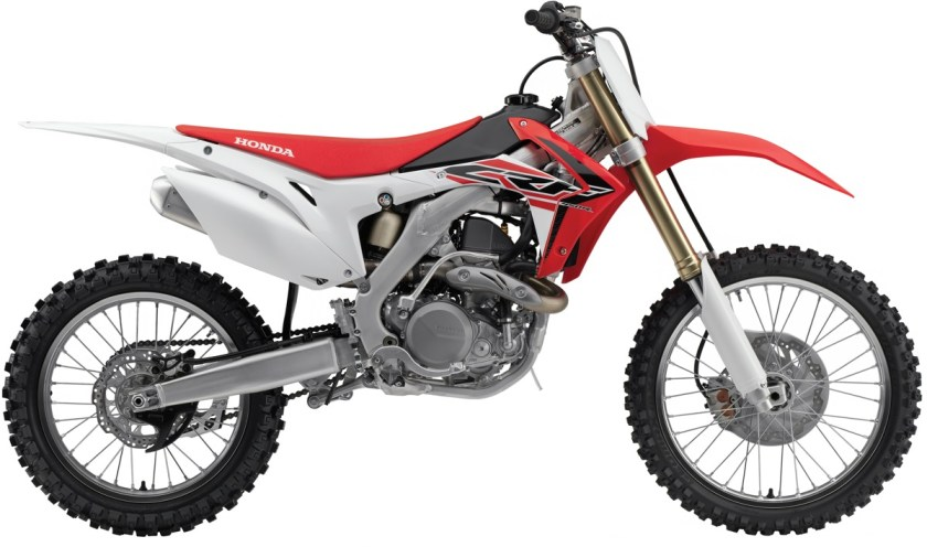 CRF450LEFTSIDE2015