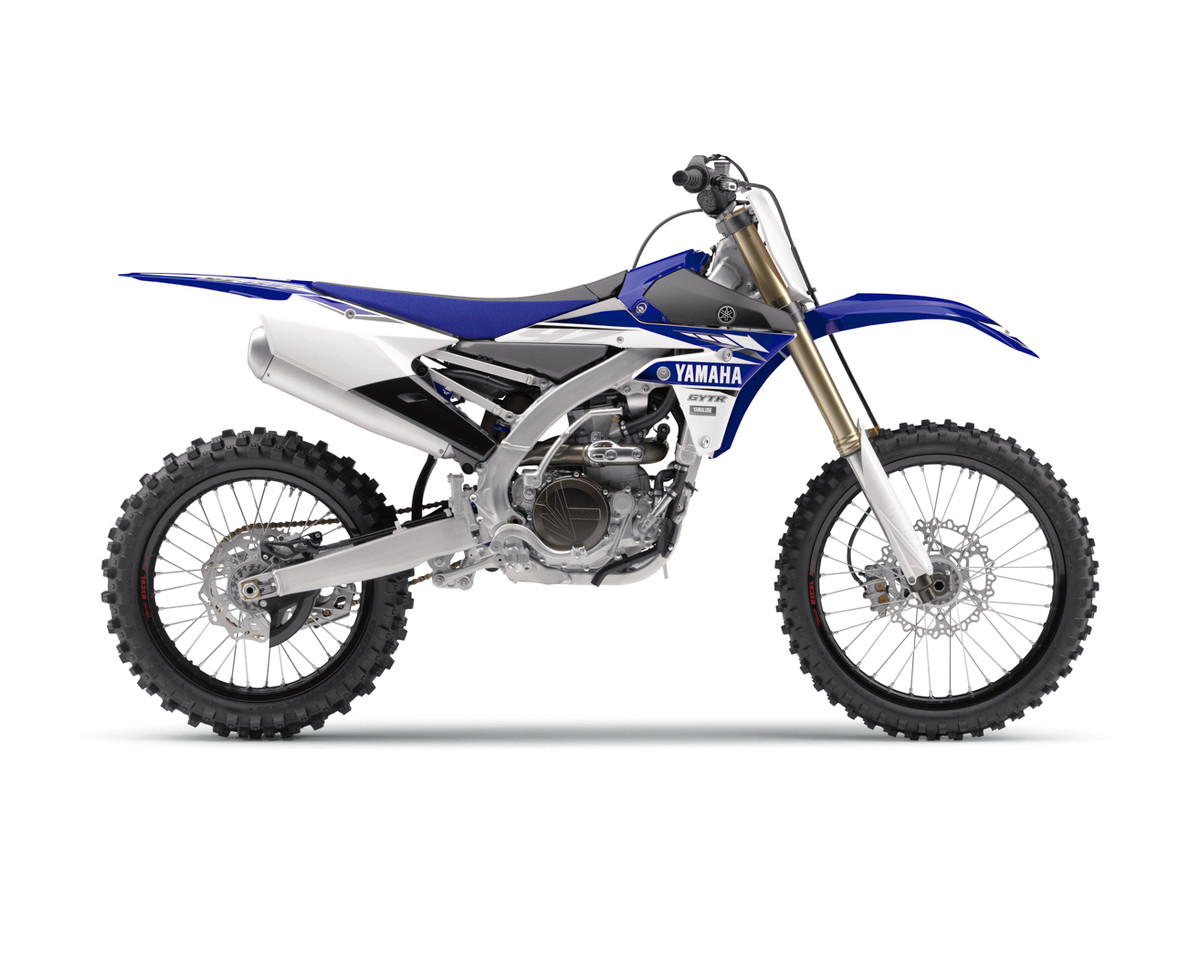 Yamaha Off Road Competition M Y