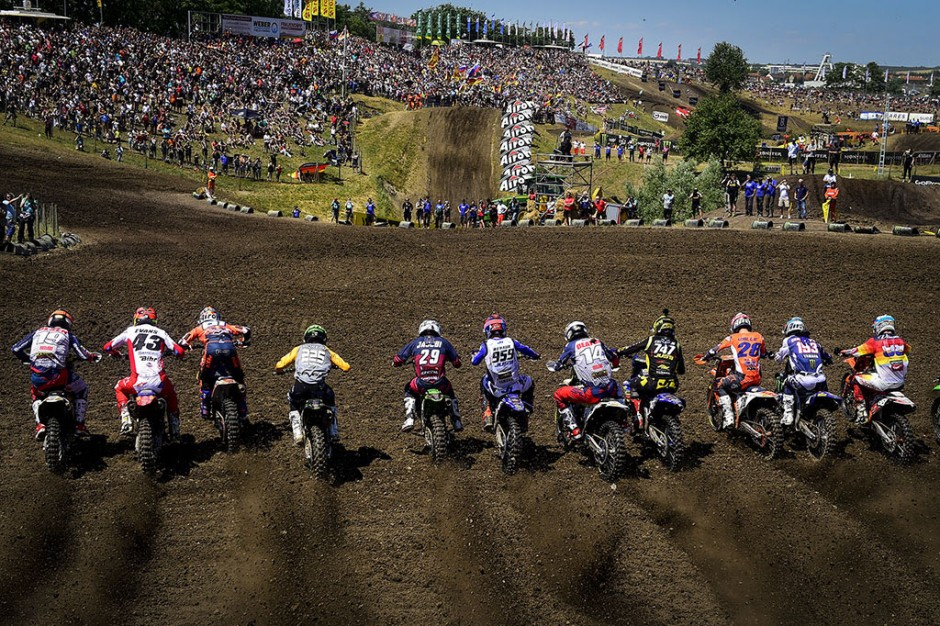 Campionati Del Mondo 2020 Calendario.2020 Fim Motocross World Championship Provisional Calendar