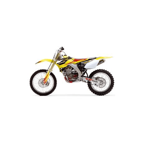 Kit déco One industrie RMZ 450 SUZUKI Delta