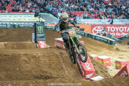 Joey Savatgy - Monster Energy Pro Circuit Racing