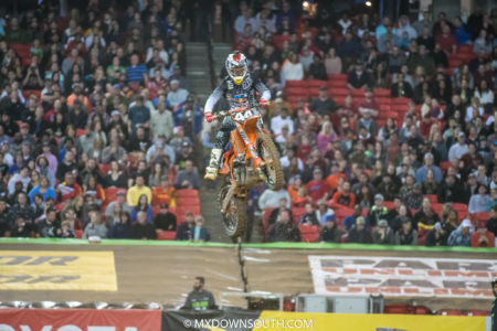 Jordon Smith - Troy Lee Designs Red Bull KTM