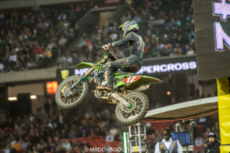 Joey Savatgy - Monster Energy Pro Circuit Kawasaki