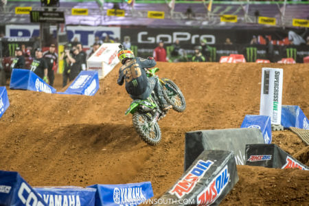 Adam Cianciarulo - Monster Energy Pro Circuit Kawasaki