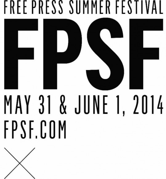 Free Press Summer Festival Announces 2014 Lineup Featuring