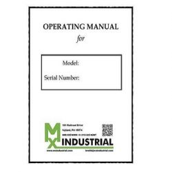 Equipment Manuals – Product categories