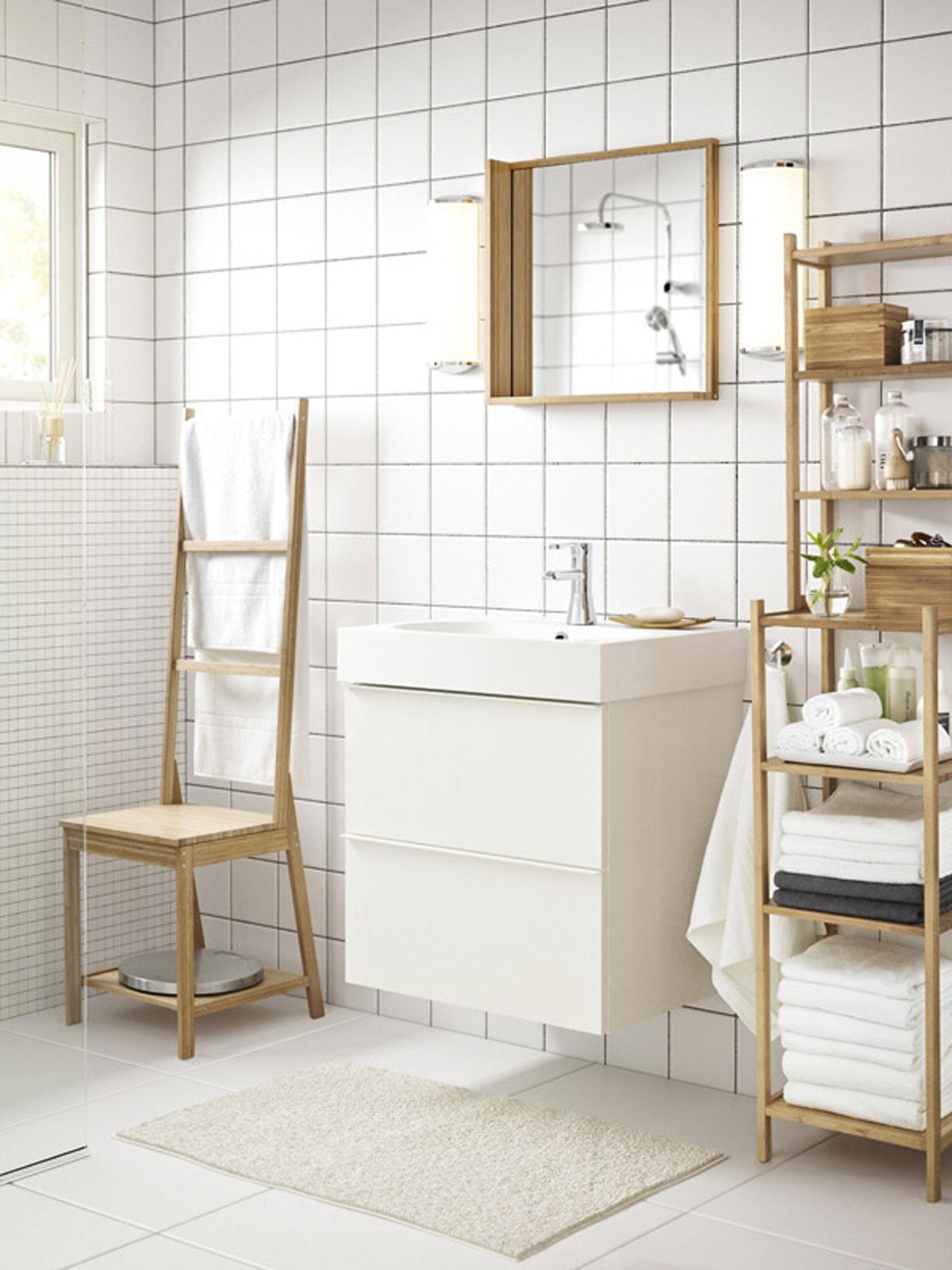 neue Badeinblicke bei IKEA  mxliving