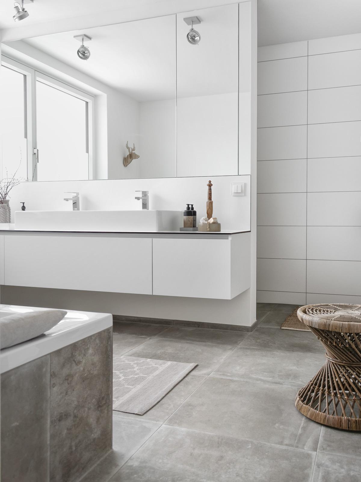 DEKORATION  Tipps fr ein aufgerumtes Badezimmer  mxliving