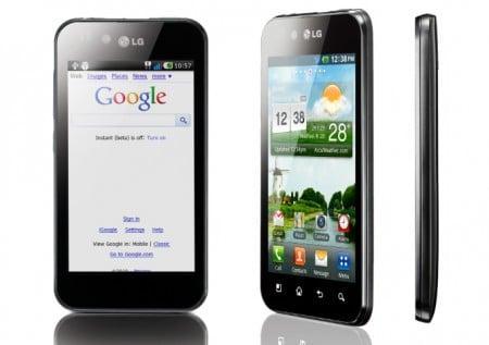 LG Optimus Black ได้กิน Gingerbread แล้วและ ICS จะมาในไตรมาส 3