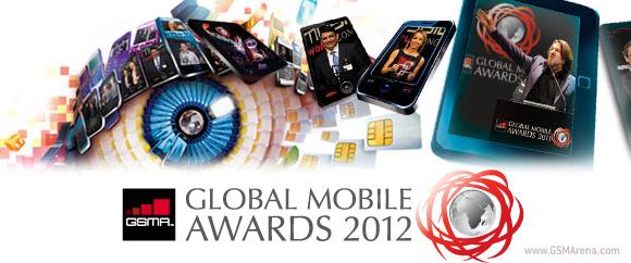 GSMA ประกาศผลรางวัล Global Mobile Awards 2012 กันแล้ว (Samsung มาแรง)