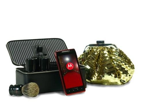 Motorola Droid RAZR MAXX รุ่นพิเศษ สำหรับดารา Oscar
