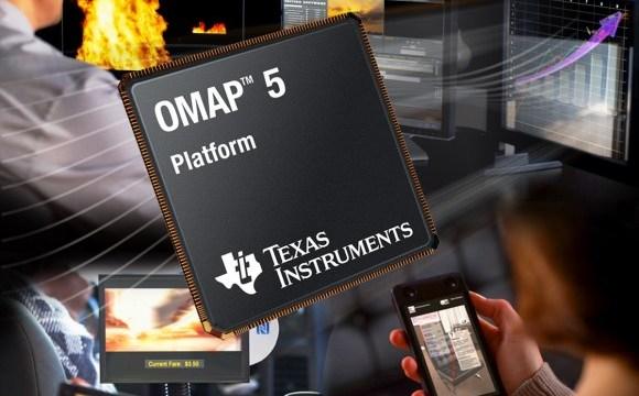 สงครามชิปเซ็ตระอุ TI งัด OMAP 5 Dual-Core ซัด Tegra 3 Quad-Core หงายหลัง