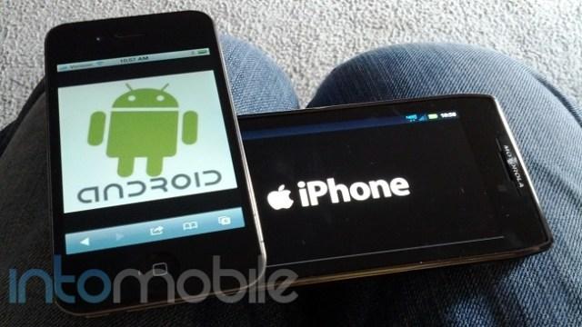 แค่ Android กับ iPhone ก็กินยอดขาย Smartphone ไปกว่า 90% แล้ว