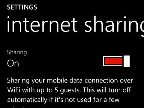 เผย Nokia Lumia 800 เตรียมได้ใช้ Feature Wi-Fi Hotspot เร็วๆนี้