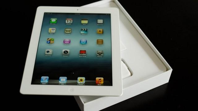 แกะกล่อง The New iPad จากเวียดนาม พบ CPU ความเร็วเท่าเดิมส่วน RAM เพิ่มเป็น 1 GB