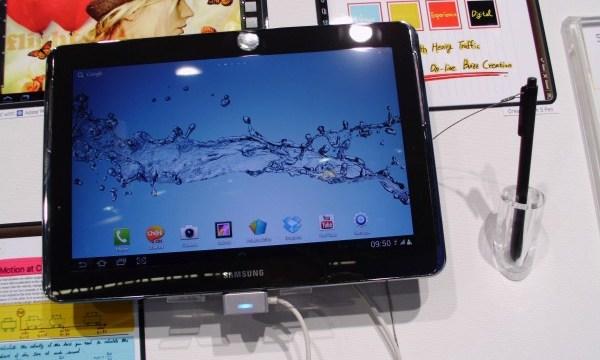 ขอยกเครื่องใหม่ Samsung ลุยเปลี่ยน Galaxy Note 10.1 ทั้งหมดตอนขายจริง
