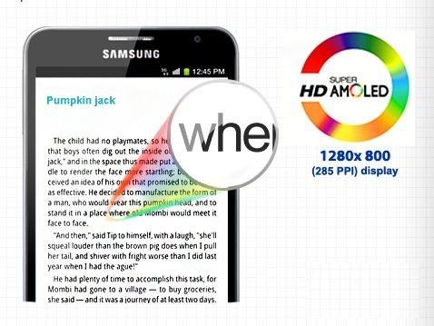 Samsung กำลังพัฒนาจอ AMOLED ความหนาแน่นพิกเซล 250+ ppi เพื่อใช้กับ Smartphone หลากหลายรุ่นในอนาคต