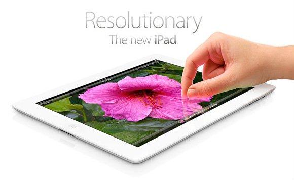 The New iPad เตรียมเข้าไทยอย่างเป็นทางการวันที่ 27 เมษายนนี้