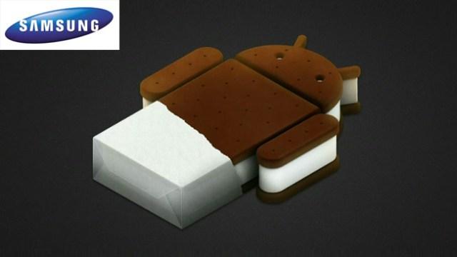 Samsung Canada ปล่อยอัพเดท Android ICS ให้กับหลายรุ่นแล้ว แล้วทั่วโลกละ ?
