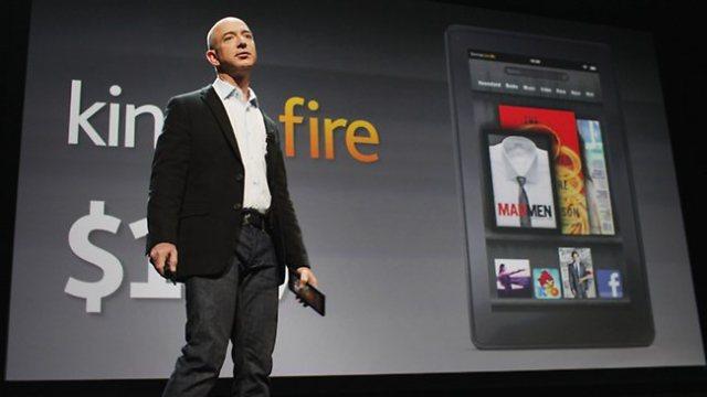 แข่งกันเข้า! The NYT ยังยันอีก Amazon กำลังทำ Tablet ขนาดใหญ่ชน iPad