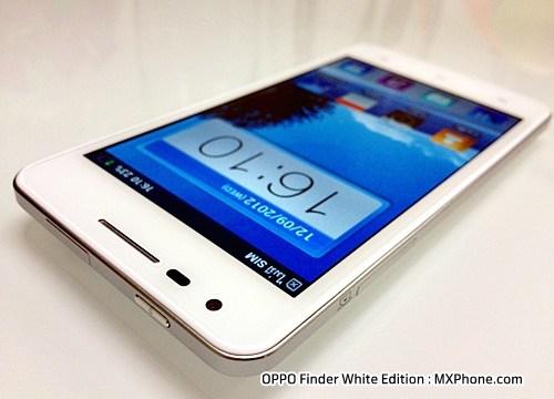 เผยโฉม OPPO Finder White Edition พร้อม Wireless Changing ครั้งแรกในไทย