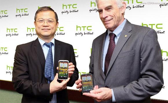 HTC One X ได้อัพเดท Android 4.1.2 Jelly Bean แล้วในเอเชียส่วน One S ตามมาทีหลัง
