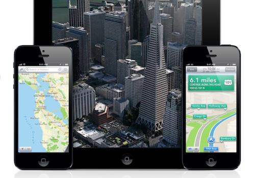 ปัญหา Maps ใน iOS 6 ทำพิษจนคนตกงาน
