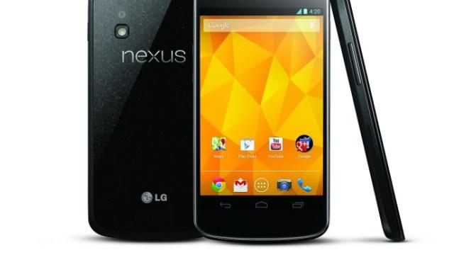 แอลจีพร้อมเผยโฉม LG Nexus 4 สู่ตลาดไทย กูเกิ้ลโฟนระดับพรีเมี่ยมสร้างสรรค์ภายใต้ปรัชญาการออกแบบของแอลจี
